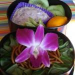 Orchidée Comestible, Faites sensation en cuisine