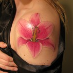 Tattoo Orchidée, le plein de jolies photos !